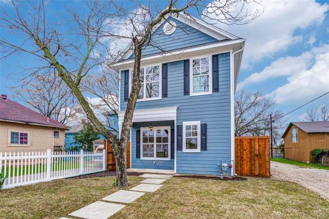 411 N Vernon Avenue, Dallas, TX 75208 (MLS #14260400) :: Potts Realty Group