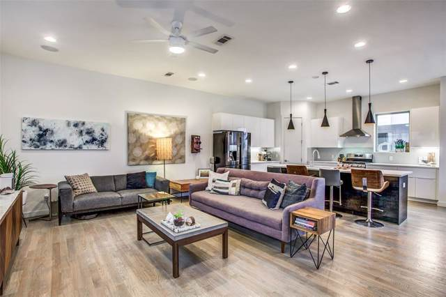 5714 Bryan Parkway A, Dallas, TX 75206 (MLS #14260402) :: The Hornburg Real Estate Group