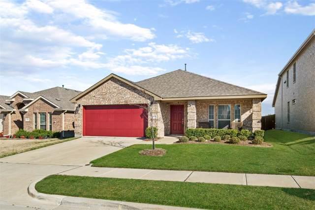 1215 Coleman Drive, Melissa, TX 75454 (MLS #14260427) :: The Kimberly Davis Group