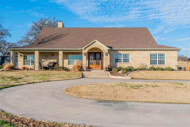 149 Private Road 3297, Decatur, TX 76234 (MLS #14260432) :: The Heyl Group at Keller Williams