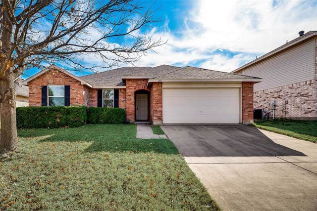 2027 Cap Rock Lane, Grand Prairie, TX 75052 (MLS #14260452) :: RE/MAX Pinnacle Group REALTORS