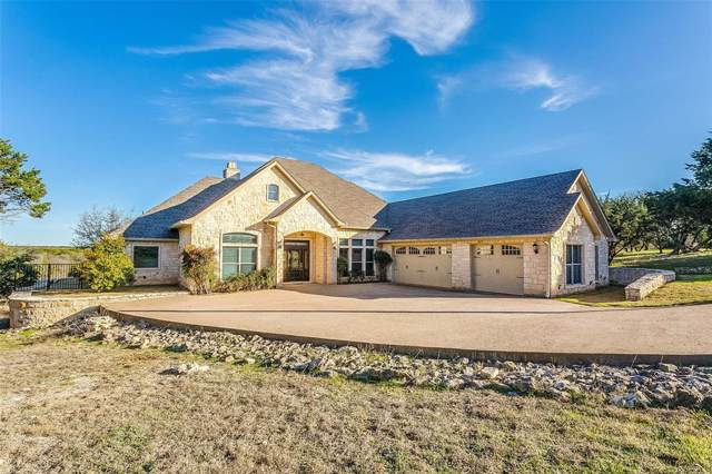 16088 Fairview Court, Whitney, TX 76692 (MLS #14260462) :: All Cities Realty
