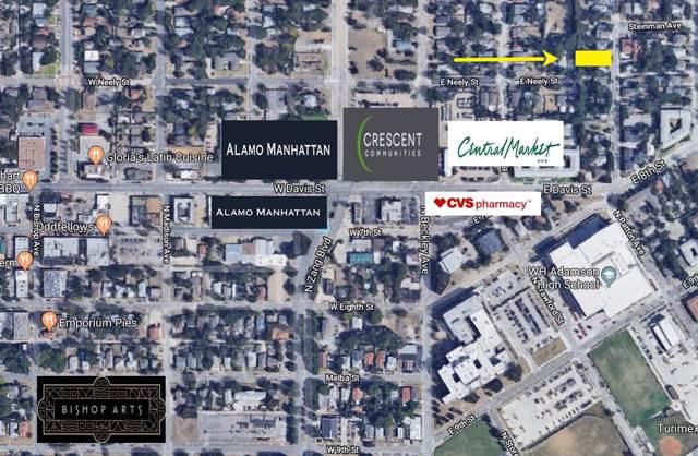 341 N Patton Avenue, Dallas, TX 75203 (MLS #14260467) :: NewHomePrograms.com LLC