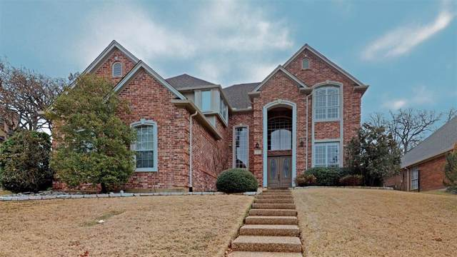 29 Remington Drive W, Highland Village, TX 75077 (MLS #14260472) :: Baldree Home Team