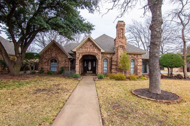 3421 Meadowside, Bedford, TX 76021 (MLS #14260474) :: Ann Carr Real Estate