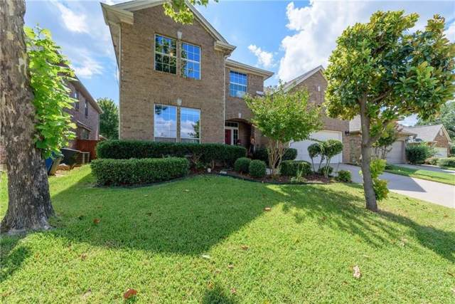 1914 Ainsley Court, Corinth, TX 76210 (MLS #14260481) :: The Kimberly Davis Group