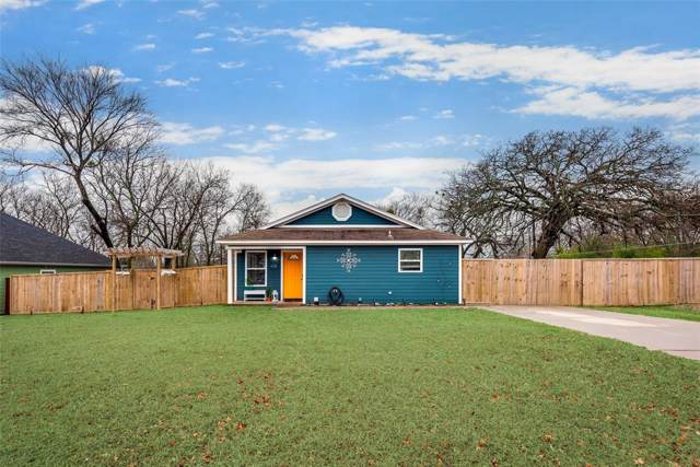 430 W Johnson Street, Denison, TX 75020 (MLS #14260483) :: The Kimberly Davis Group
