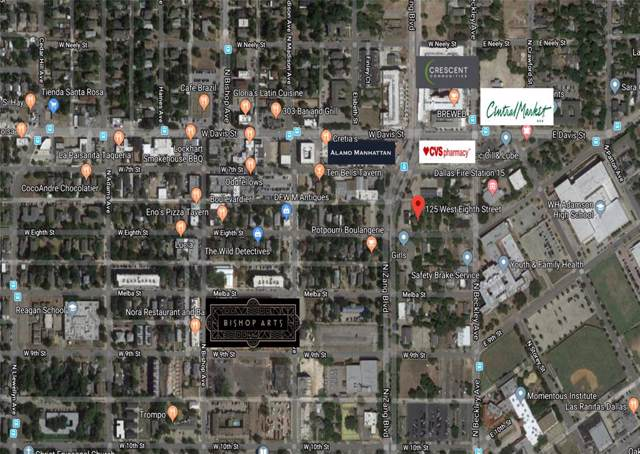 125 W 8th Street, Dallas, TX 75208 (MLS #14260491) :: All Cities Realty