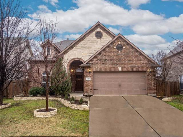 1329 Soaptree Lane, Fort Worth, TX 76177 (MLS #14260494) :: The Chad Smith Team