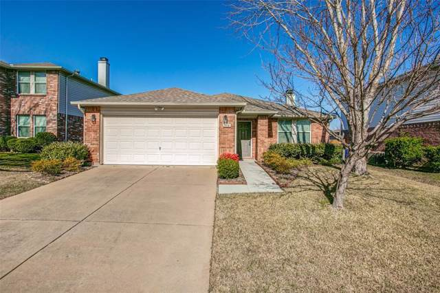 5416 Devils River Drive, Mckinney, TX 75071 (MLS #14260501) :: All Cities Realty