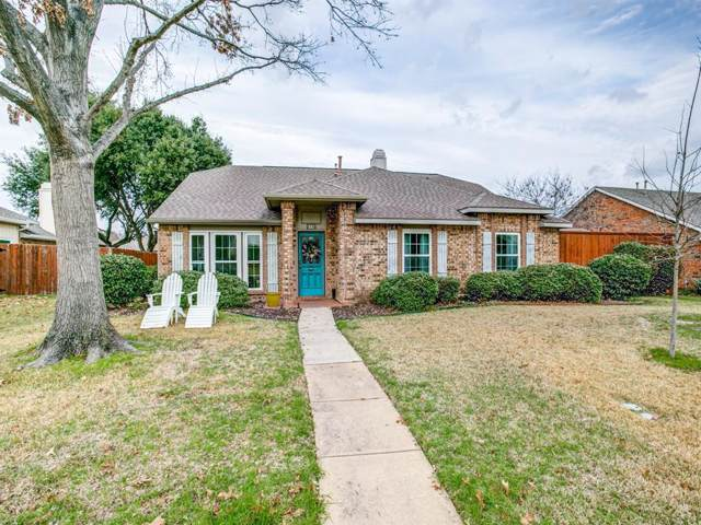 330 Ashley Drive, Coppell, TX 75019 (MLS #14260503) :: Team Tiller