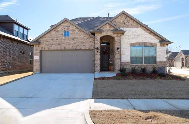 1701 Spinnaker Drive, Denton, TX 76210 (MLS #14260508) :: Team Tiller