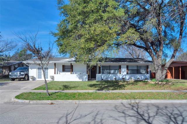 5804 Volder Drive, Fort Worth, TX 76114 (MLS #14260536) :: The Chad Smith Team