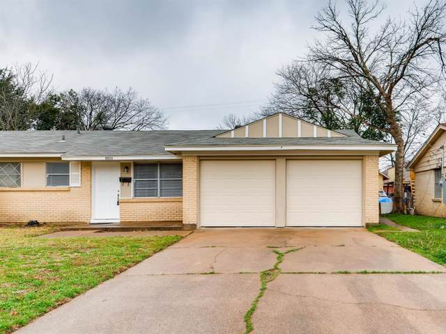 2211 Arcady Lane, Lancaster, TX 75134 (MLS #14260561) :: Potts Realty Group