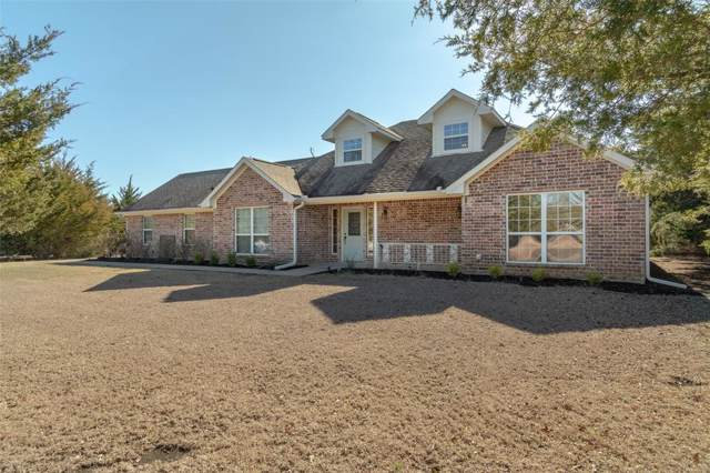 130 Tiger Lane, Trenton, TX 75490 (MLS #14260562) :: Baldree Home Team