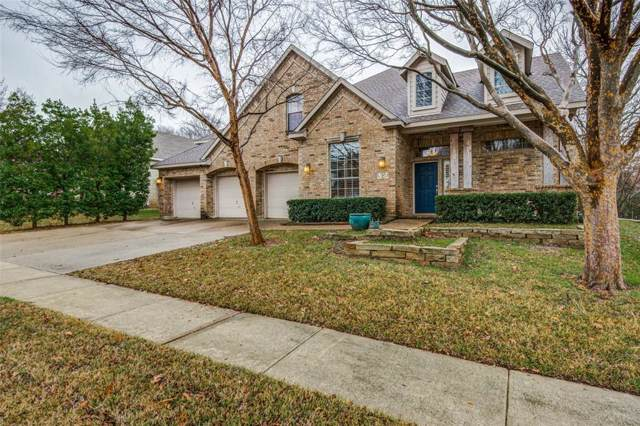 115 Lakehill Drive, Hickory Creek, TX 75065 (MLS #14260566) :: Baldree Home Team