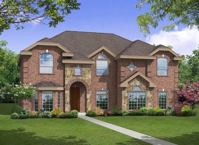 110 Laurel Oak Drive, Red Oak, TX 75154 (MLS #14260585) :: NewHomePrograms.com LLC