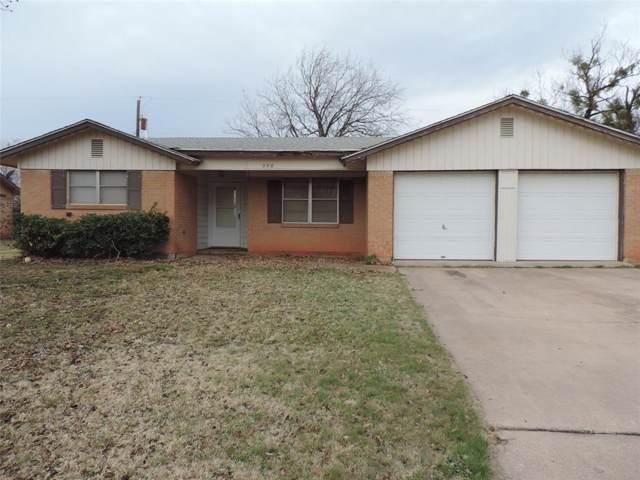 3318 Nonesuch Road, Abilene, TX 79606 (MLS #14260603) :: Tenesha Lusk Realty Group
