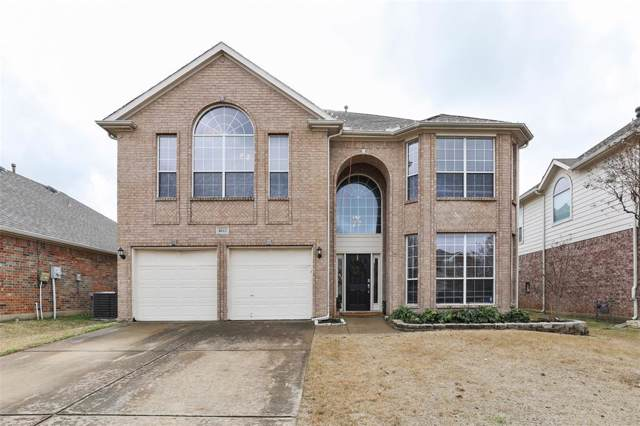 4612 Vista Meadows Drive, Fort Worth, TX 76244 (MLS #14260606) :: Potts Realty Group