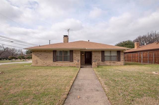 901 Apple Tree Court, Irving, TX 75061 (MLS #14260623) :: The Real Estate Station