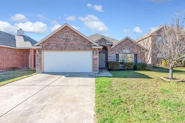 4508 Dogwood Drive, Denton, TX 76208 (MLS #14260628) :: The Mauelshagen Group