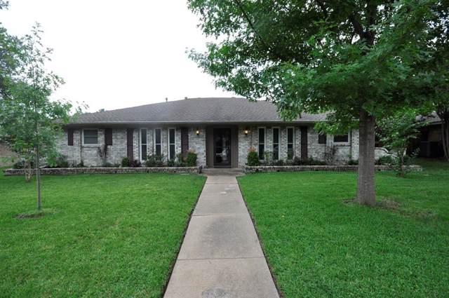 2620 Walnut Lane, Plano, TX 75075 (MLS #14260639) :: Team Tiller