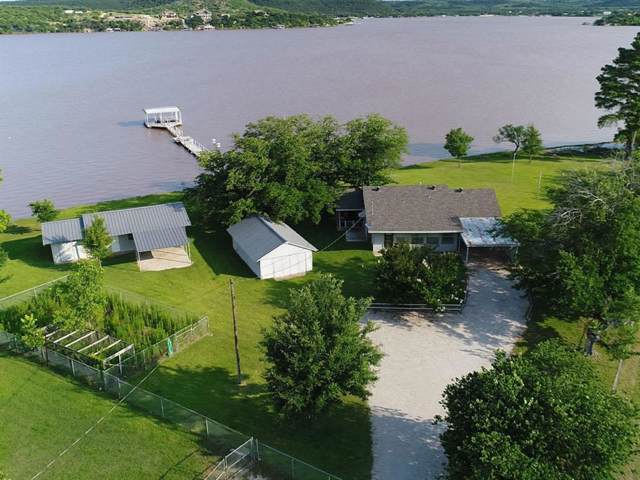 2013 Lucky Lane, Graford, TX 76449 (MLS #14260664) :: The Hornburg Real Estate Group
