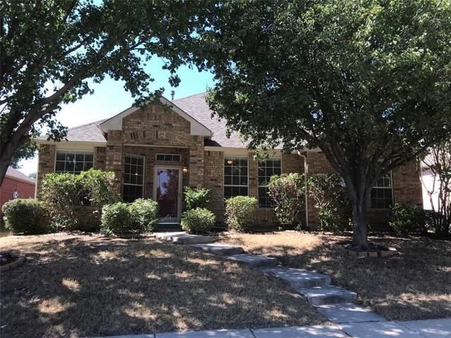 1625 Lakeside Drive, Allen, TX 75002 (MLS #14260680) :: NewHomePrograms.com LLC