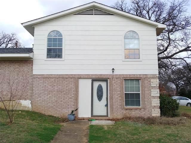 603 Slaughter Lane, Euless, TX 76040 (MLS #14260689) :: EXIT Realty Elite