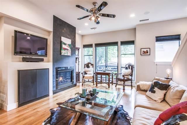 4614 Cedar Springs Road C, Dallas, TX 75219 (MLS #14260691) :: The Hornburg Real Estate Group