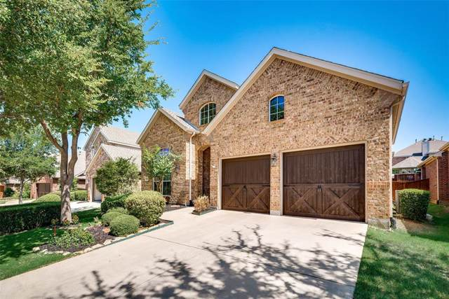 1217 Burnett Drive, Lantana, TX 76226 (MLS #14260693) :: The Rhodes Team