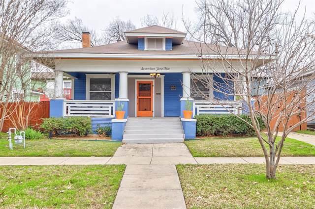 1705 College Avenue, Fort Worth, TX 76110 (MLS #14260702) :: Caine Premier Properties