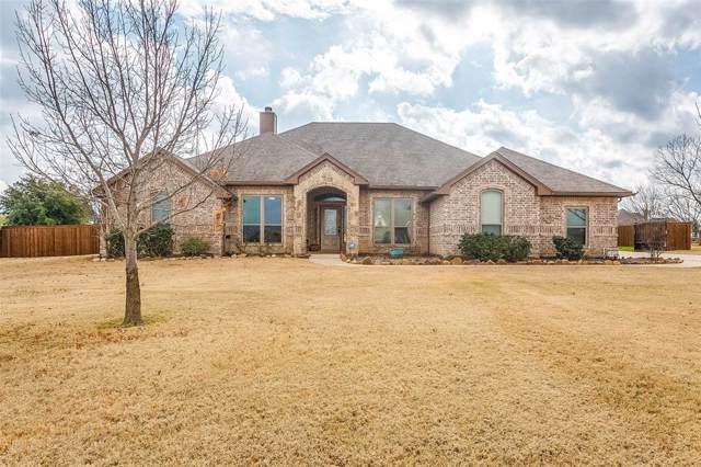 401 Lonesome Trail, Haslet, TX 76052 (MLS #14260716) :: Justin Bassett Realty