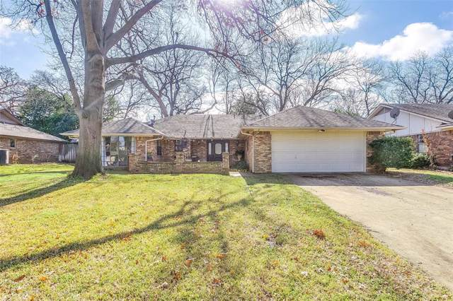 1919 Redwood Trail, Grapevine, TX 76051 (MLS #14260744) :: Lynn Wilson with Keller Williams DFW/Southlake