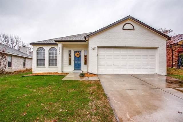 1149 Whistle Stop Drive, Saginaw, TX 76131 (MLS #14260746) :: The Kimberly Davis Group