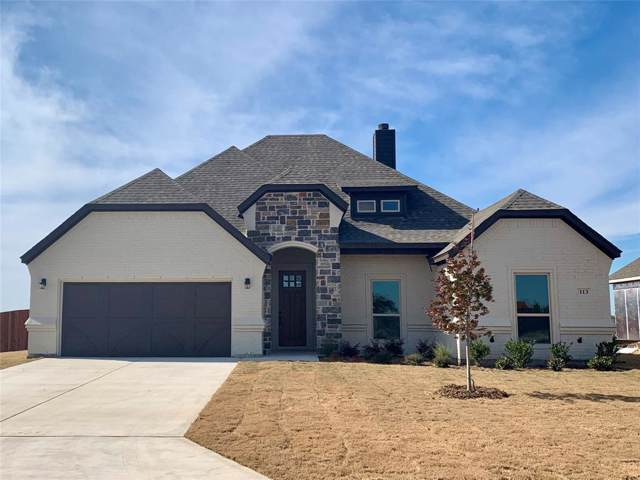 113 Saddle Ridge Drive, Godley, TX 76044 (MLS #14260753) :: HergGroup Dallas-Fort Worth