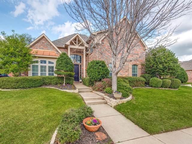5705 Braewood Lane, Fort Worth, TX 76244 (MLS #14260754) :: Maegan Brest   Keller Williams Realty
