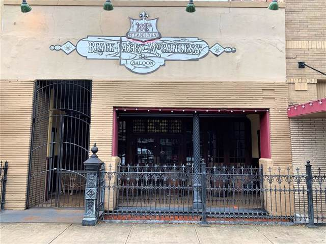 107 S Beaton Street, Corsicana, TX 75110 (MLS #14260813) :: The Rhodes Team