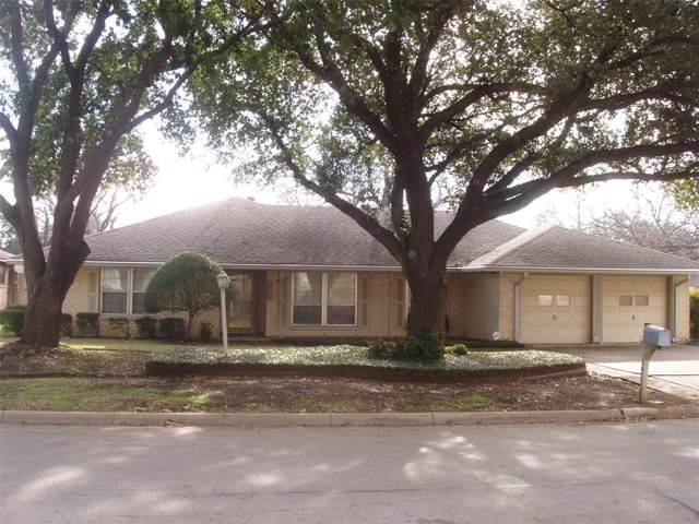 1704 Ridgeview Drive, Arlington, TX 76012 (MLS #14260848) :: The Hornburg Real Estate Group