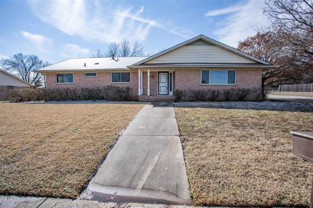 1917 College Street, Gainesville, TX 76240 (MLS #14260865) :: Hargrove Realty Group