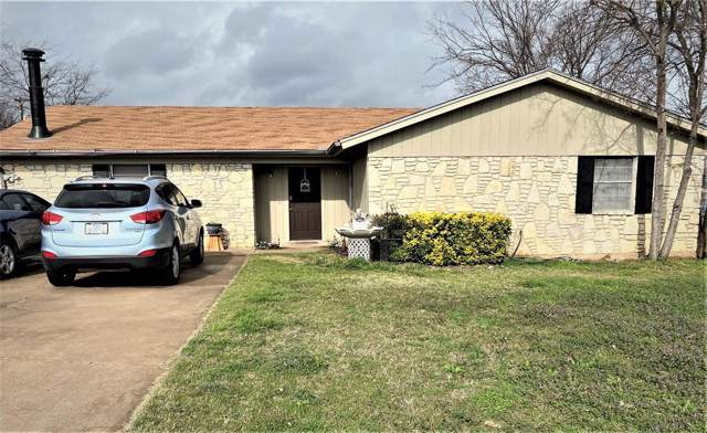 2008 Wood Court, Granbury, TX 76048 (MLS #14260867) :: The Kimberly Davis Group
