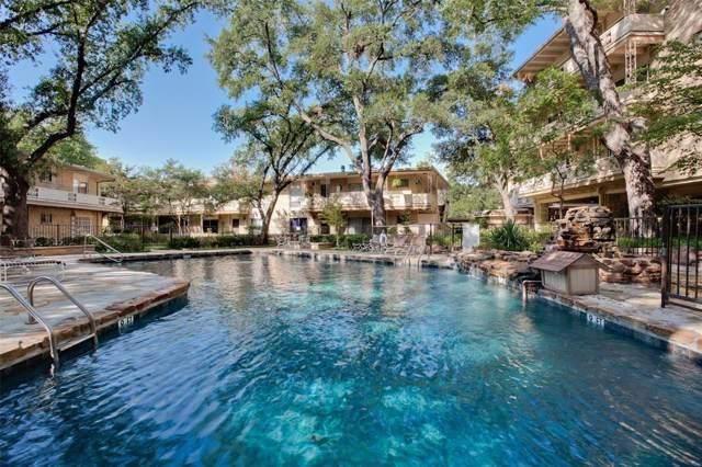 2525 Turtle Creek Boulevard #510, Dallas, TX 75219 (MLS #14260868) :: RE/MAX Pinnacle Group REALTORS