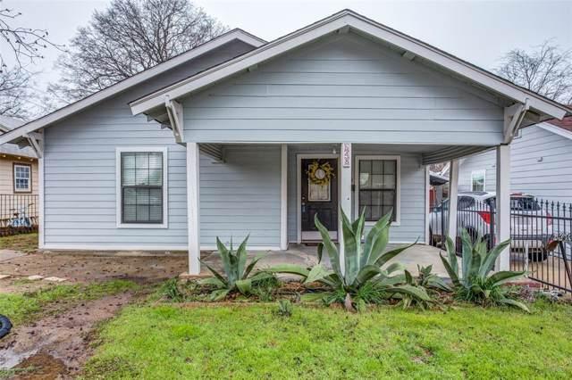 548 W Boyce Avenue, Fort Worth, TX 76115 (MLS #14260874) :: Team Hodnett