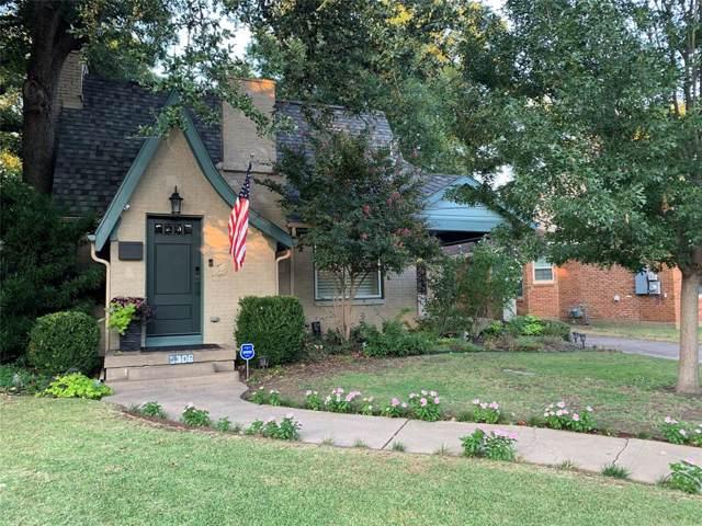 5306 Stoneleigh Avenue, Dallas, TX 75235 (MLS #14260881) :: RE/MAX Town & Country