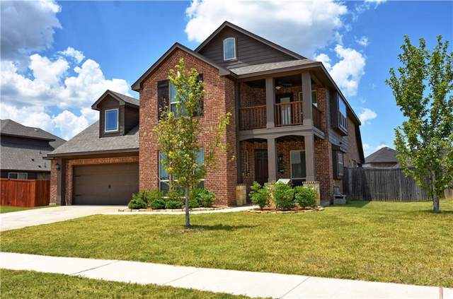 1112 Cardinal Ridge Road, Burleson, TX 76028 (MLS #14260888) :: The Hornburg Real Estate Group