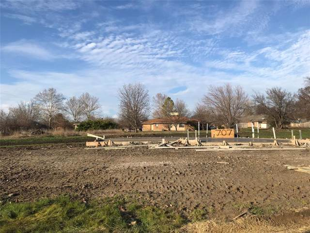 707 Prairie Creek Drive, Princeton, TX 75407 (MLS #14260908) :: Caine Premier Properties