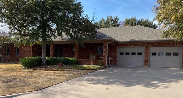 6974 Mesa Springs Boulevard, Abilene, TX 79606 (MLS #14260913) :: Ann Carr Real Estate