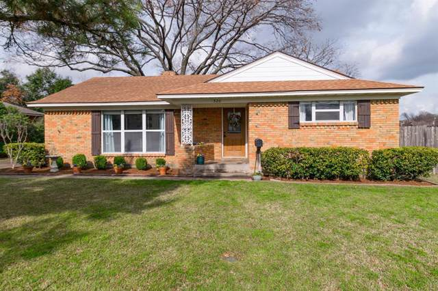 520 Greenleaf Drive, Richardson, TX 75080 (MLS #14260923) :: RE/MAX Town & Country