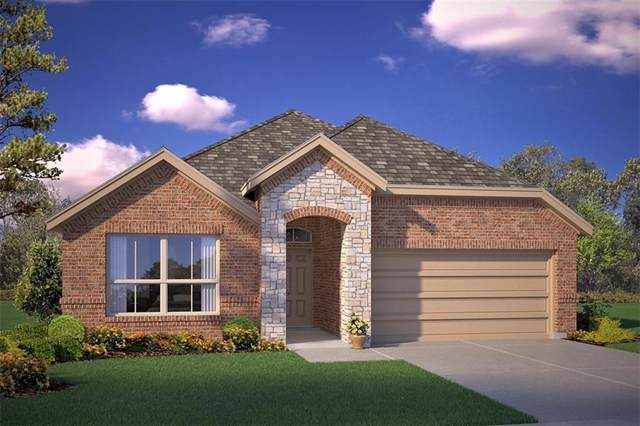 155 Wagon Wheel Drive, Waxahachie, TX 75167 (MLS #14260930) :: The Sarah Padgett Team