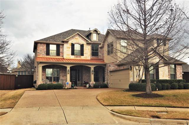 1708 Cardinal Drive, Allen, TX 75013 (MLS #14260932) :: The Kimberly Davis Group